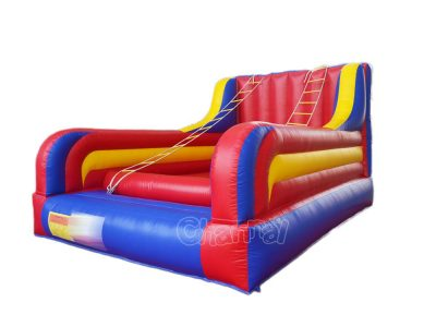 jacob's ladder inflatable climb wall for sale