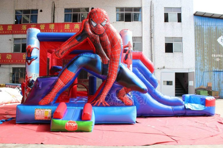 cool spiderman water combo for kids
