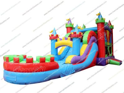 water bouncy castle for sale
