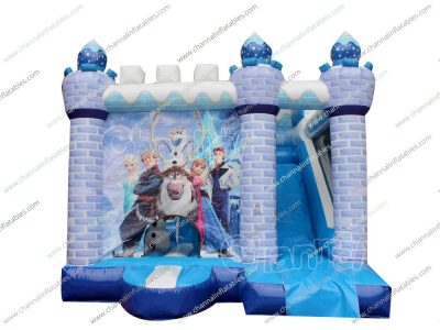 frozen inflatable combo