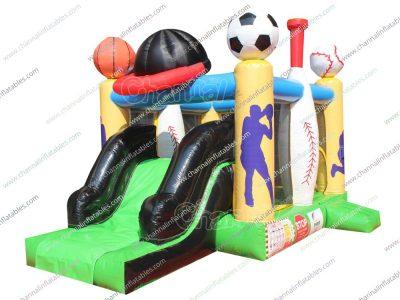 baseball inflatable combo