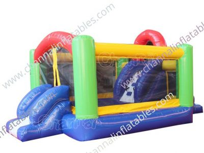 small pvc inflatable combo