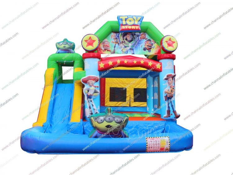 toy story inflatable combo