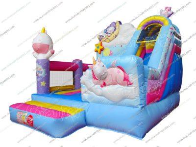 sweet dreams inflatable unicorn combo