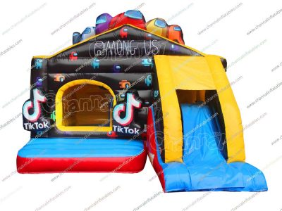 tiktok inflatable combo
