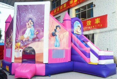 Aladdin Jasmine inflatable combo