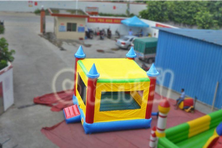 castle bouncy house