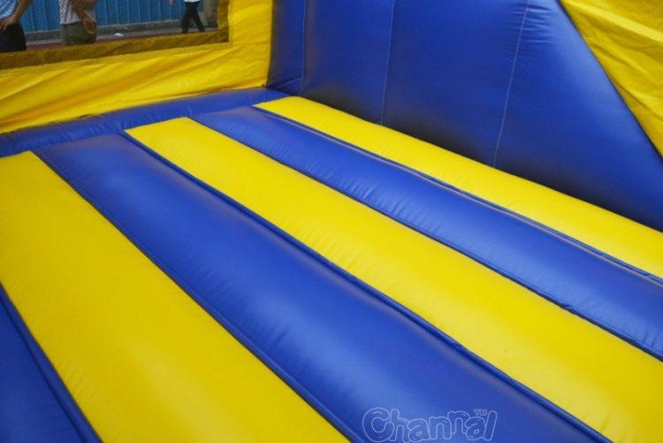 bouncy flooring