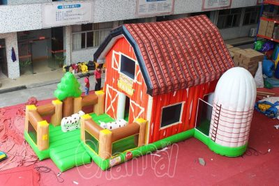 farm bounce house for sale