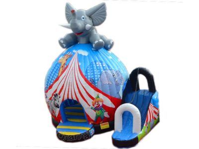 circus tent bounce house for sale