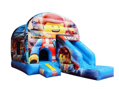 lego movie inflatable combo for sale