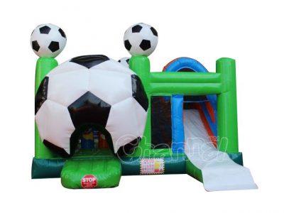 football bounce house