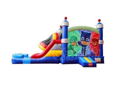 pj masks water bounce house