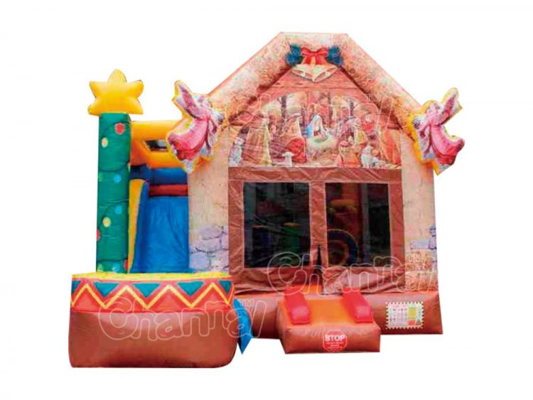Nativity of Christ water bounce house for sale