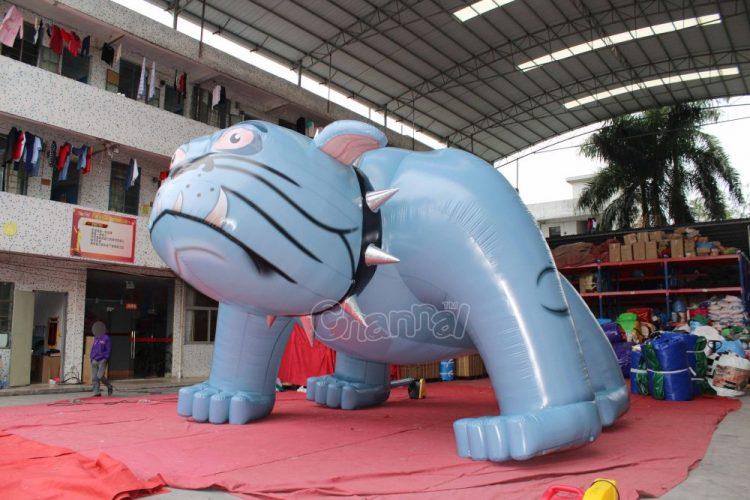 buy large inflatable bulldog