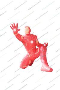 giant inflatable iron man