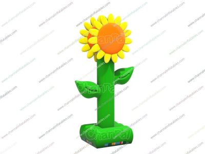 inflatable sunflower