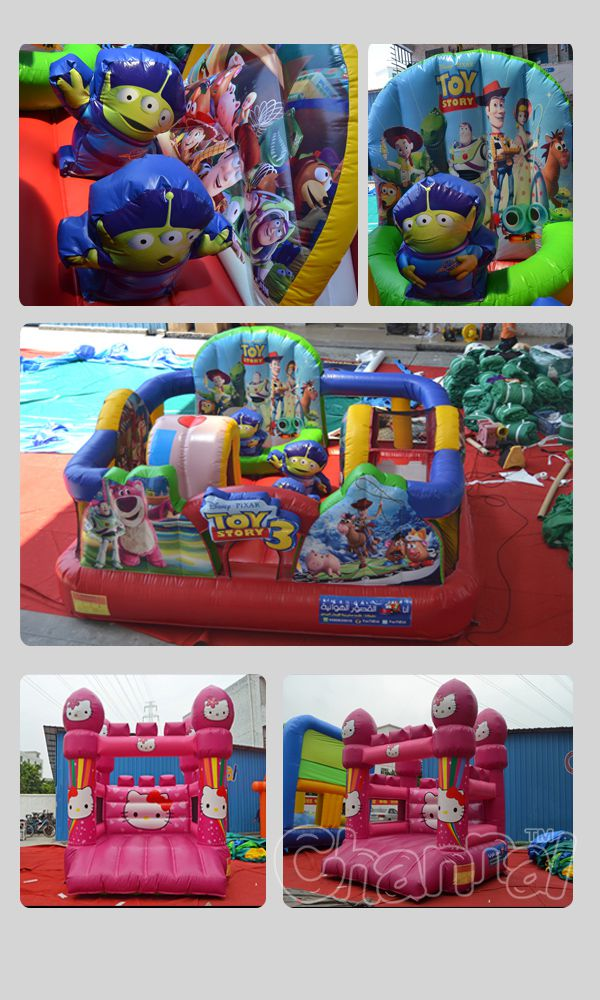 inflatables sold