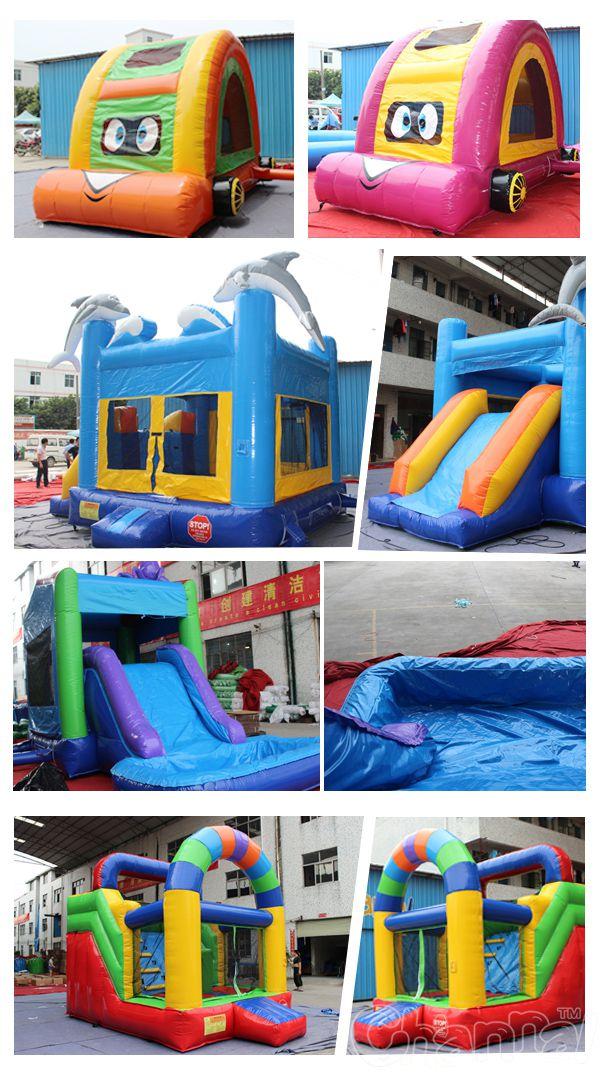 inflatables photo set