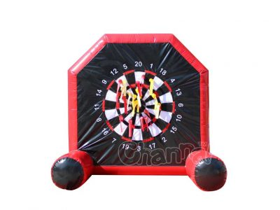 10ft / 3m high giant inflatable dart board