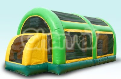 enclosed inflatable soccer cage for kids for sale