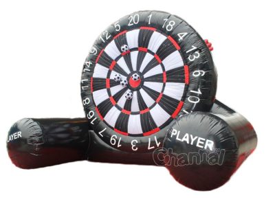 buy giant velcro soccer dart board