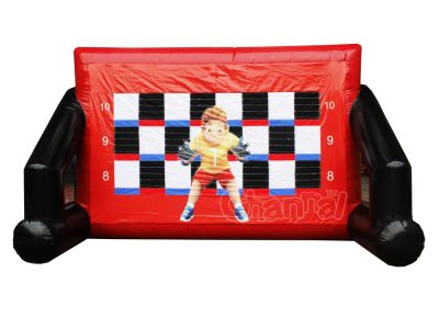 inflatable kids soccer goal