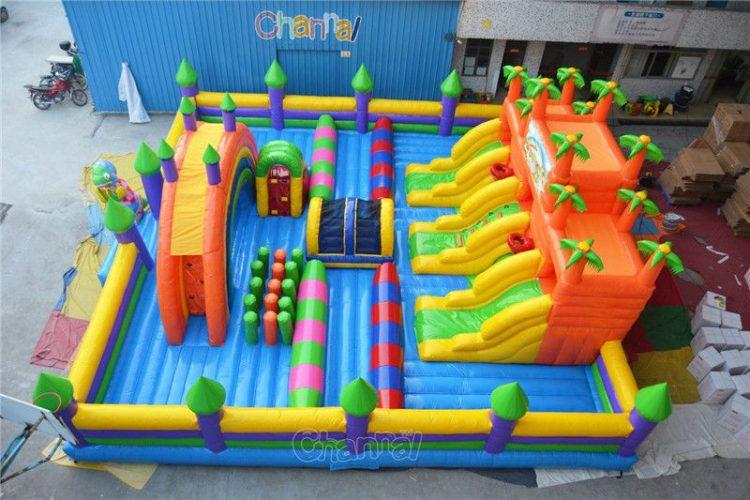 kids fairyland inflatable fun city