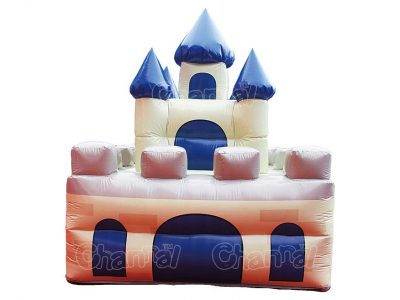 inflatable castle decoration
