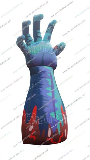 giant inflatable hand