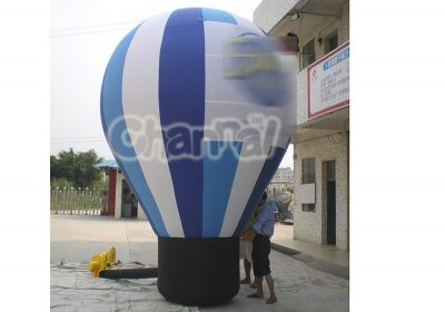 giant inflatable advertising ground balloon for sale