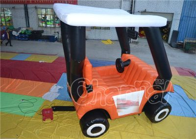 inflatable golf cart