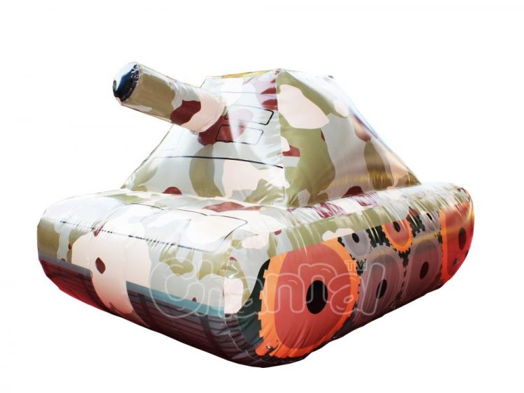 inflatable tank bunker