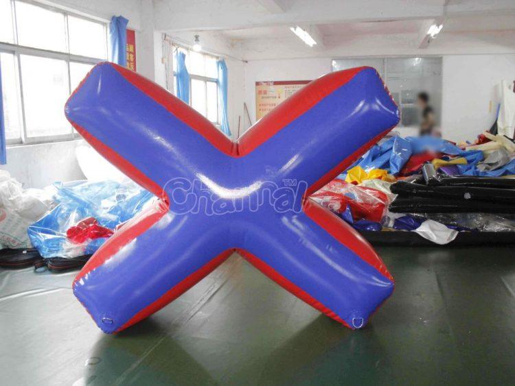 x shape bunker