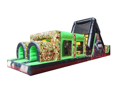 call of duty black ops inflatable assault course for sale