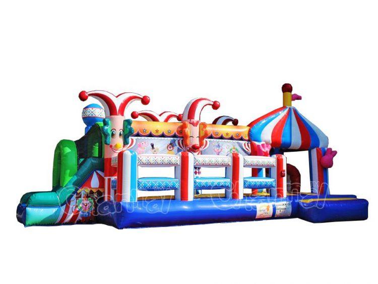 circus kids playground