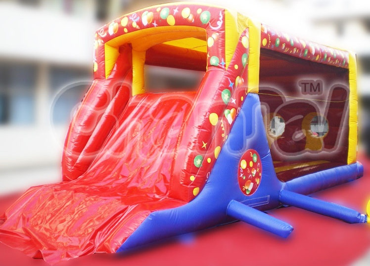 balloon inflatable obstacle course