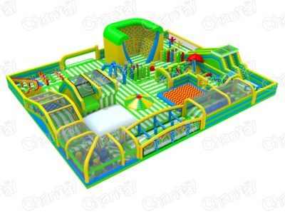 obstacle course indoor playground