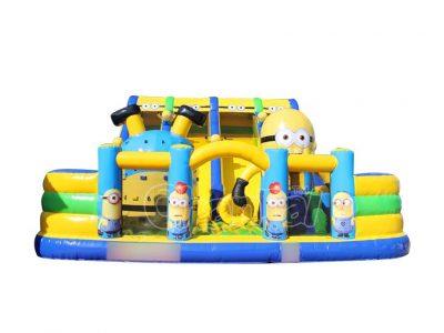 minions slide playground