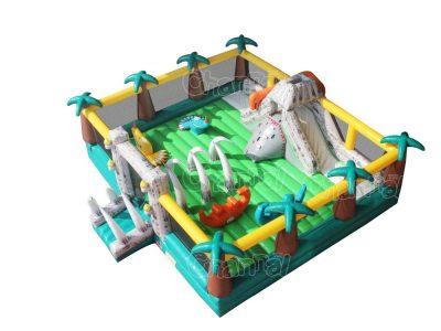dinosaur playground for kids