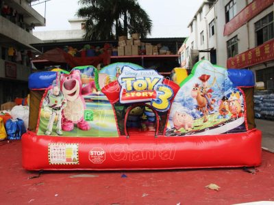 inflatable toys story 3 toddler games