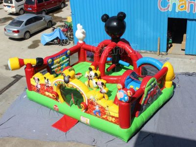 mickey mouse clubhouse toddler park and learning club