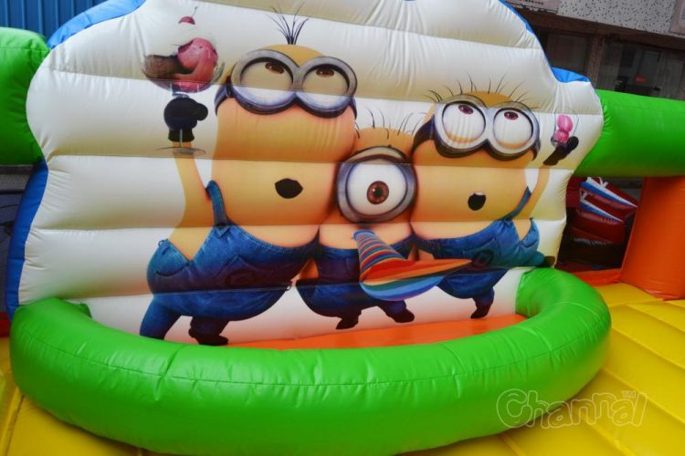 minion buddies ball pit