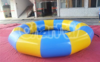small round inflatable pool for kids for sale