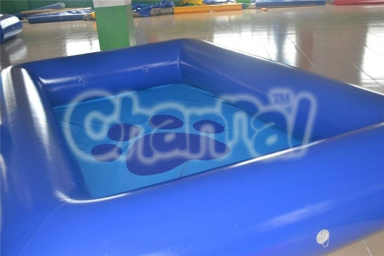 Inflatable Ultimate Dog Pool Channal Inflatables