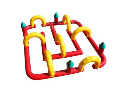 inflatable trike track for sale