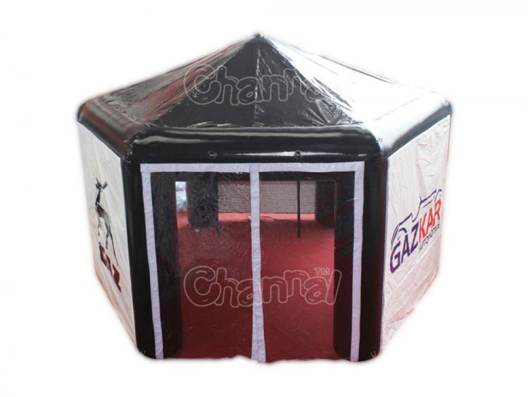 inflatable racing tent