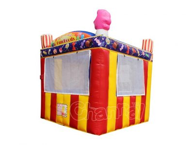 inflatable candy tent