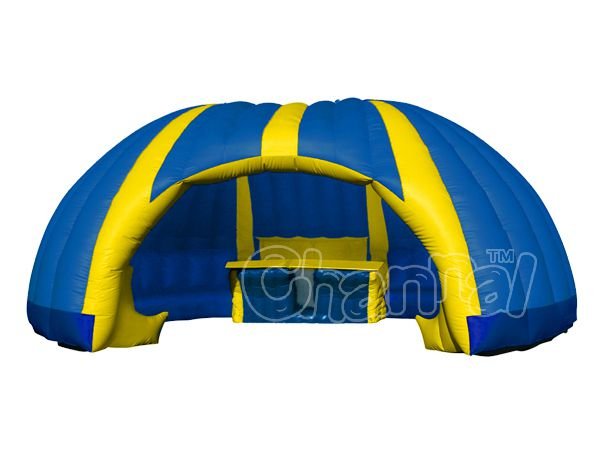 inflatable lounge dome tent
