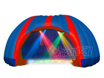 inflatable party lounge tent